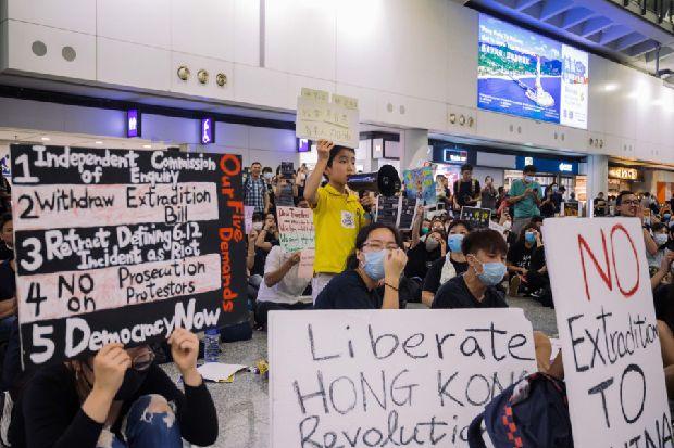 Khắc tinh của China trong dự luật Hongkong là ai ? Attachment