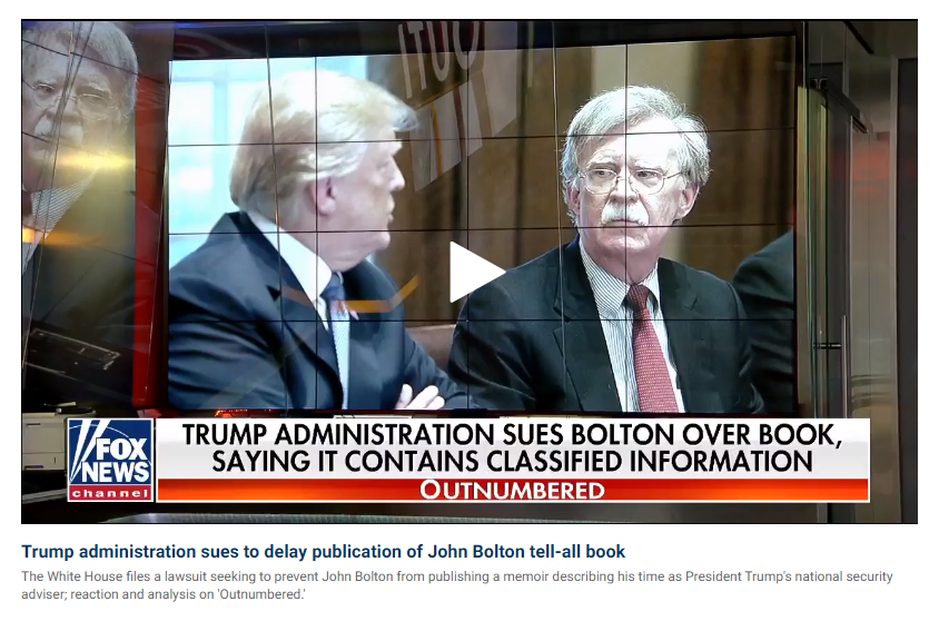 Bolton In Book Accuses Trump Of Obstruction Of Justice As A Way Of Life Asking China S Xi For 2020 Vietbf All daily international news round the clock. vietbf