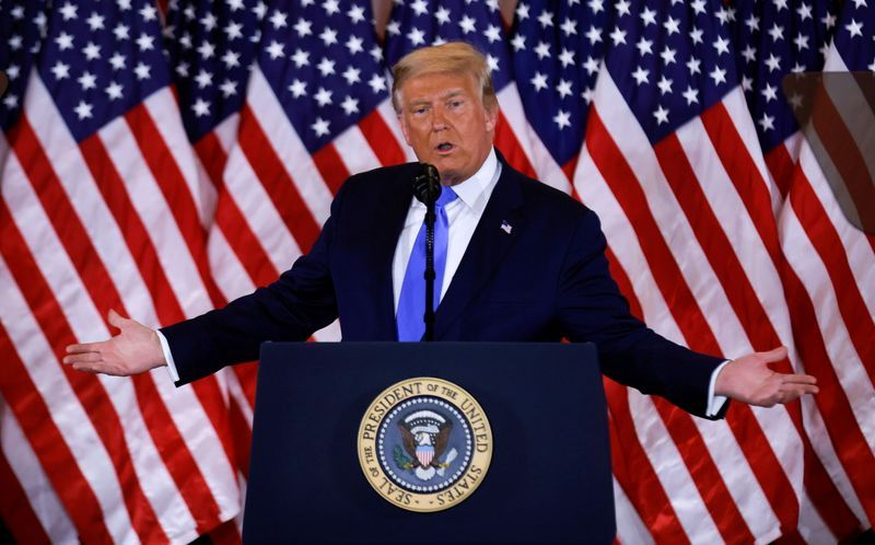 BREAKING NEWS: Trump luôn chống đếm phiếu lại, nhưng bị dẫn ở Wisconsin thì yêu cầu đếm lại