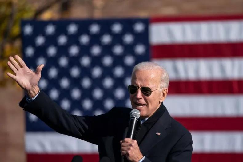 Joe Biden Tăng tỷ lệ phiếu bầu của CÔNG ĐOÀN ở Michigan của mình, đánh bại Trump với 15 điểm