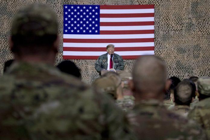 Trump Kêu Gọi Không Đếm Phiếu Đến Trễ Mà Trong Đó Có Phiếu Hợp Pháp Của Quân Nhân Mỹ